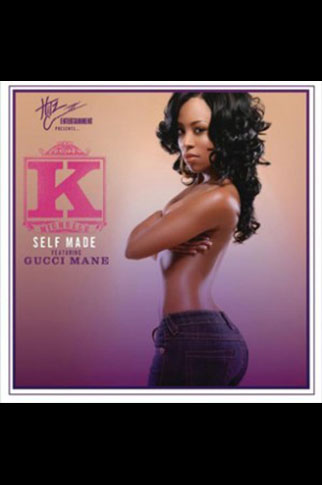 k michelle selfmade>